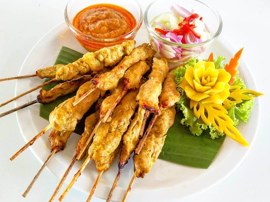 thai satay 2019